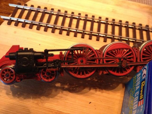 """Revell Baureihe 01 """"Wagner"""" 02162 Img_1017"""