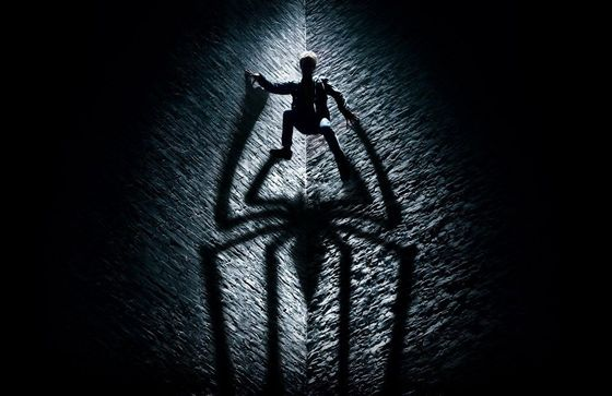 """WATCH OUT! HERE COMES THE """"NEW"""" SPIDER-MAN: OH WHAT A WEB WE WEAVE SONY 13609310"""