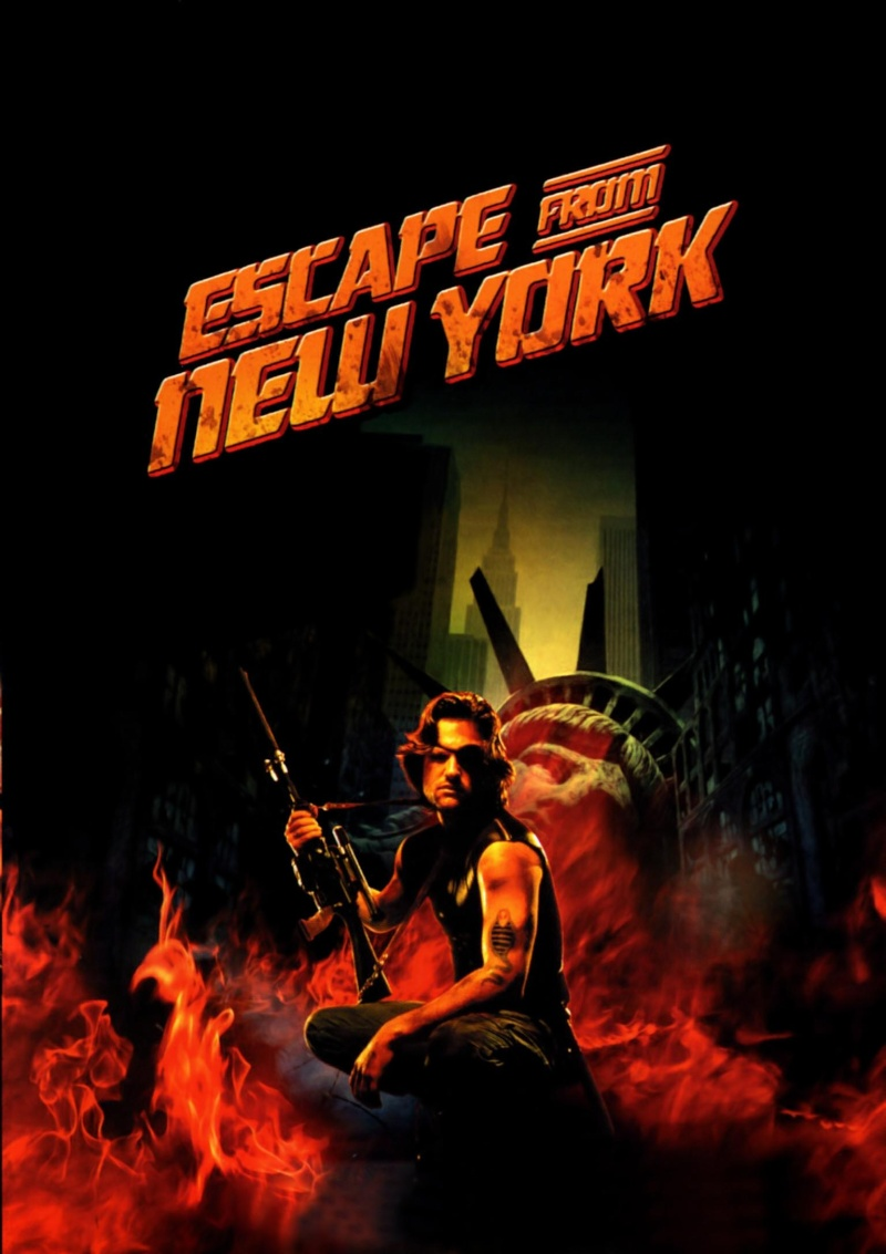 ESCAPE FROM NEW YORK REBOOT?: HAS ORIGINAL CONTENT BECOME PASSE? 1997_r10
