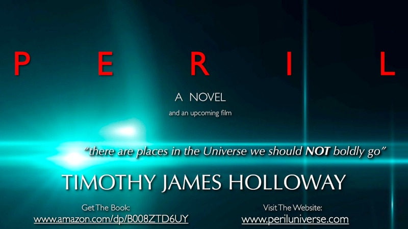 """PERIL"" by Timothy Holloway: The Dream Is Now A Journey Ad_for10"