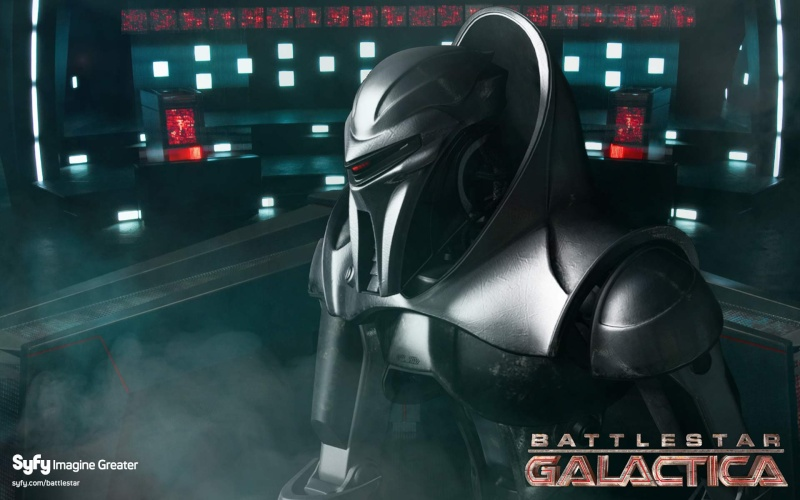 STILL NO WORD ON A FUTURE BATTLESTAR GALACTICA SERIES? ARE THE EXECS HIGH AT UNIVERSAL? Battle10