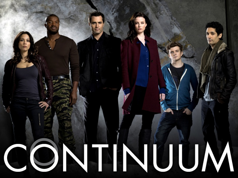 SYFY's Continuum Off To A Good Start, But Is The Story Stuck In First Gear? Contin14