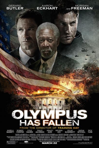 """OLYMPUS HAS FALLEN"" DELIVERS LIKE A SUMMER BLOCKBUSTER Olympu10"