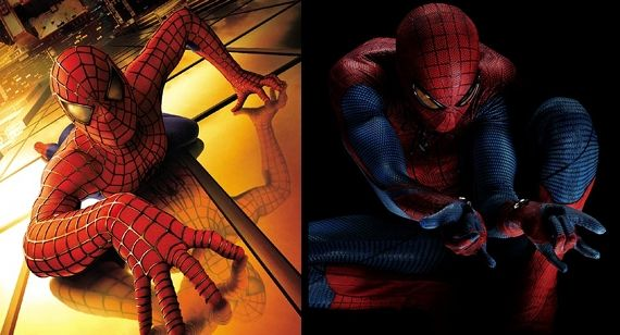"""WATCH OUT! HERE COMES THE """"NEW"""" SPIDER-MAN: OH WHAT A WEB WE WEAVE SONY Spider10"""