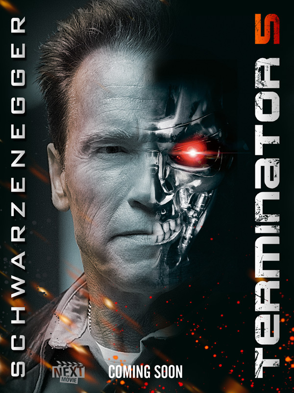 """TERMINATOR 5"" MOVIE: ARNIE'S COMING BACK, BUT IN WHAT CONDITION?  Termin10"
