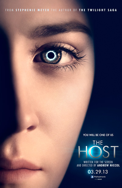 """THE HOST"" LIKE ITS PREMISE IS A TWEEN FANTASY ROMANCE VEILED AS SCI-FI Thehos11"
