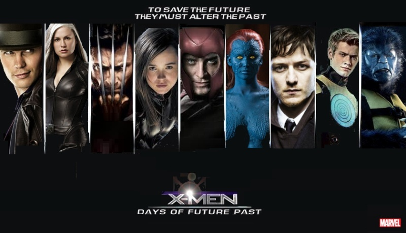 Bryan Singer Tweet About New X-MEN Film  Xmen2210