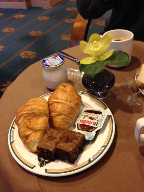 TR de notre séjour en amoureux 25 et 26 février Hôtel New york ESC - Page 3 Gouter10
