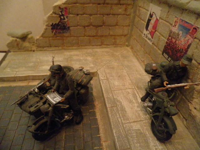 Diorama WWII 1/35. Dioram10