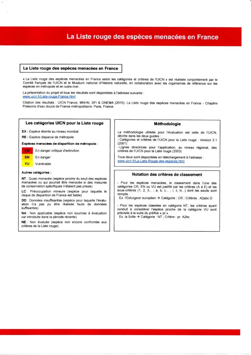 Liste rouge des espèces menacées en France Img00463
