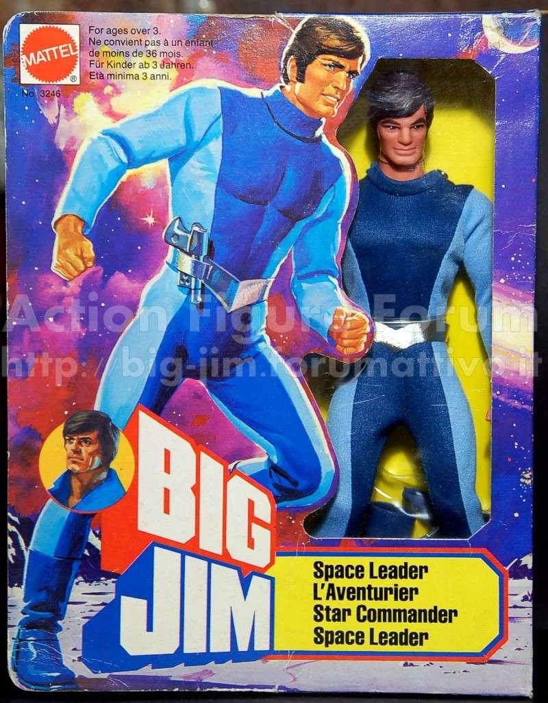 BIG JIM - SPACE LEADER  No. 3246 Spacel10