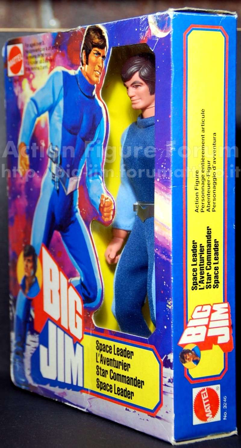 BIG JIM - SPACE LEADER  No. 3246 Spacel11