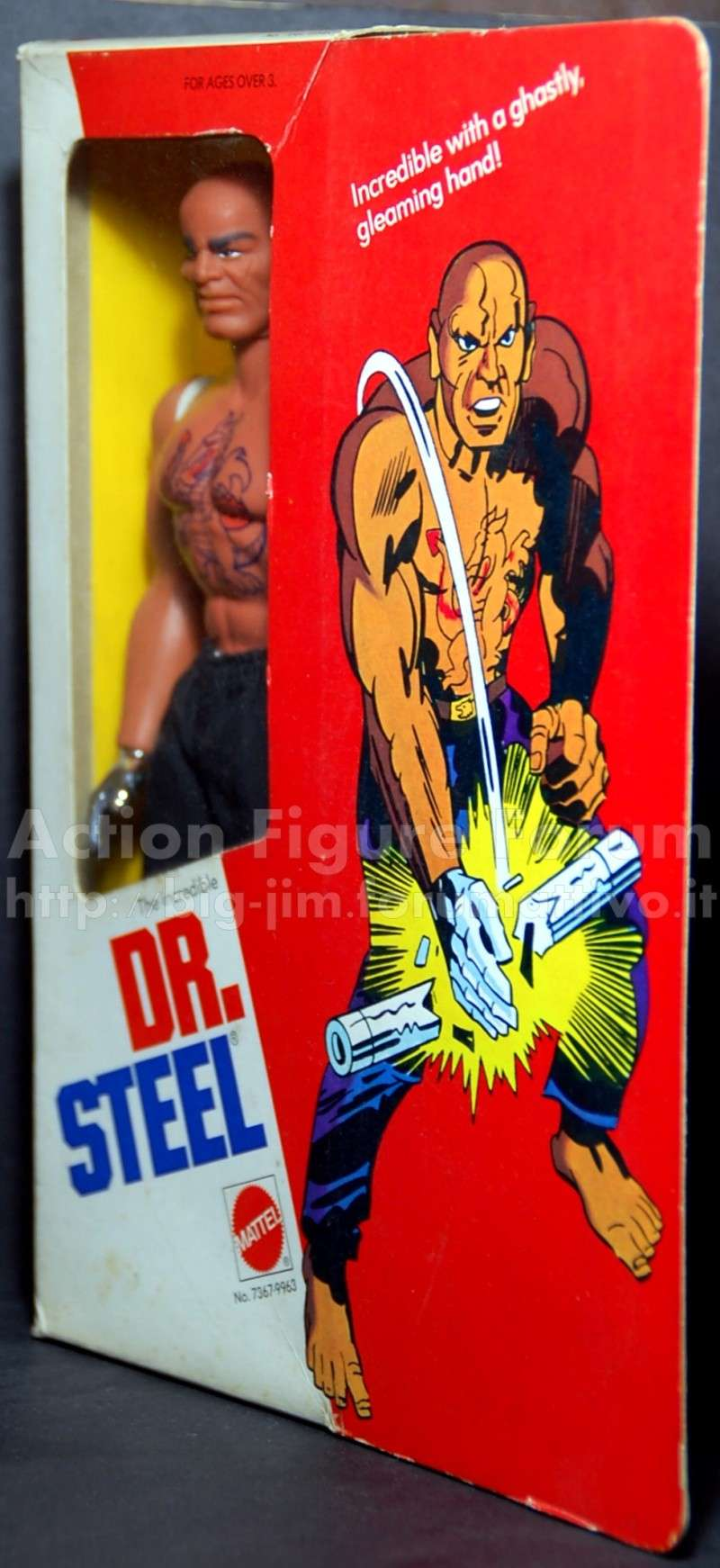 "DR. STEEL ""the incredible"" No. 7367 - 9963 Steel-11"