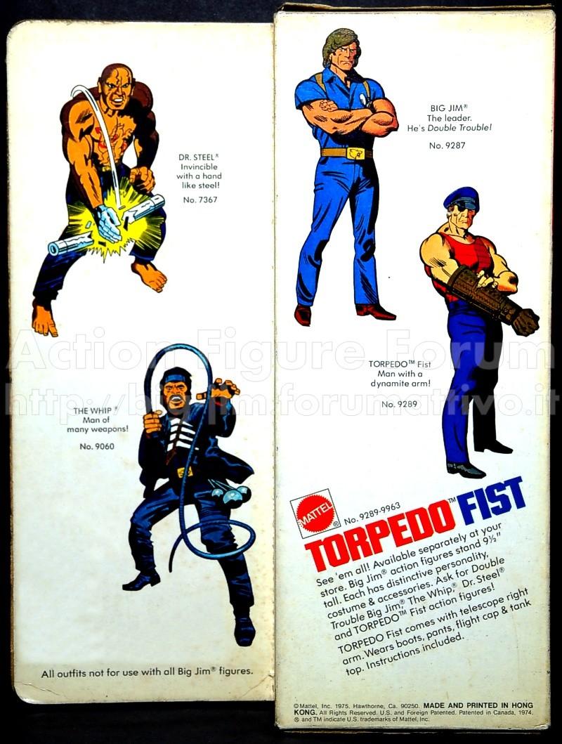 "TORPEDO FIST "" Man with a dynamite arm"" No. 9289 /9963 Torped12"