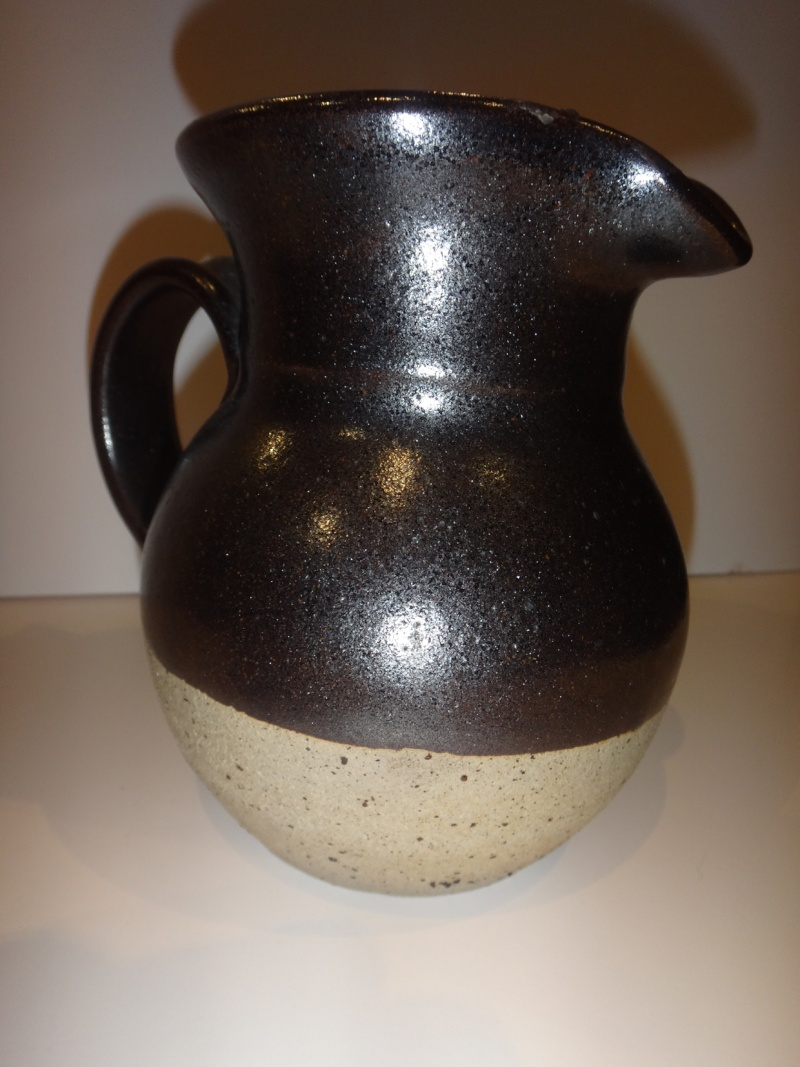 RL mark Roger and Jean Leyshon, Kings Lodge Pottery Dsc00511