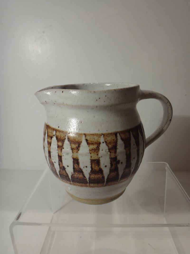 Marianne de Trey, Shinner's Bridge Pottery, Dartington Marian11