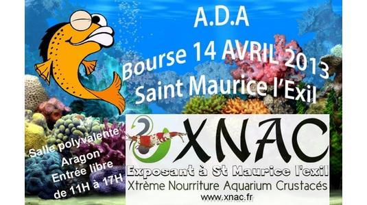 (38) Bourse à St Maurice l'Exil le 14/04/2013, XNAC y sera présent. Bourse10