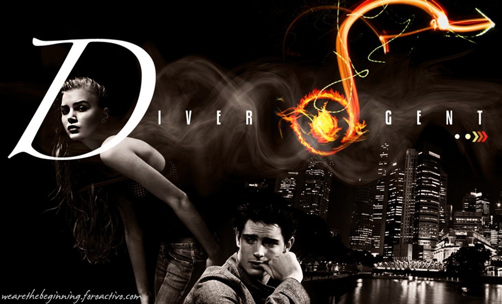I'm Divergent now