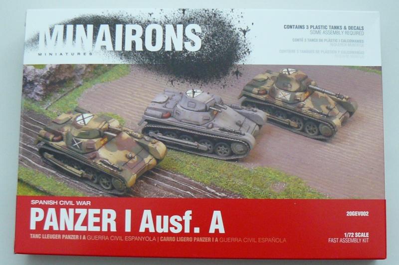 Minairons Panzer I Ausf. A P1340012