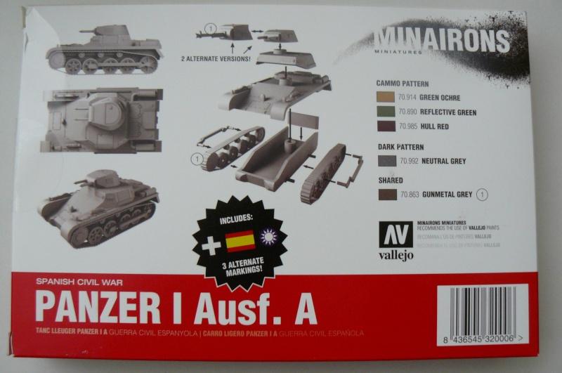 Minairons Panzer I Ausf. A P1340114