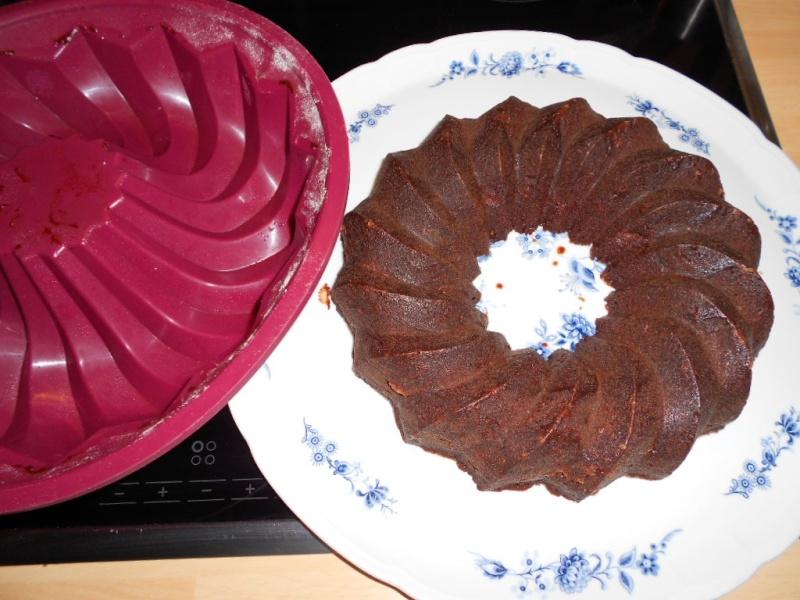 le gateau au chocolat minute Fev20111