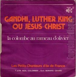 Gandhi, Luther King ou Jésus Christ 6624810