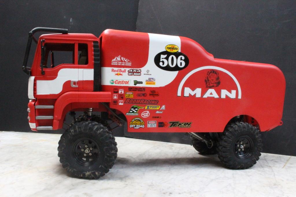 camion paris dakar  Img_5511