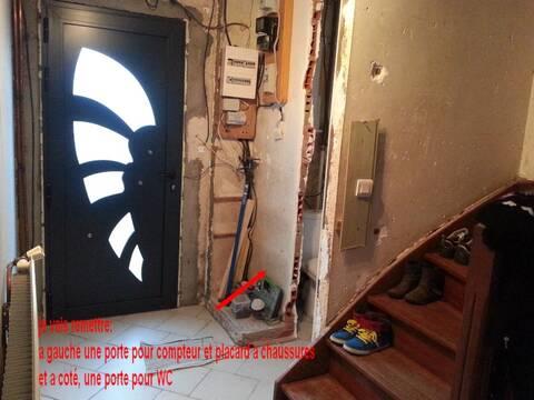 Help Pour Couleur Hall D Entree Escalier Montee D