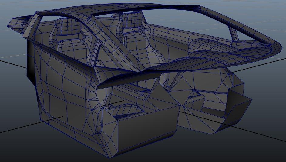 RSR Lamborghini Gallardo Valentino Balboni for AC Intern10