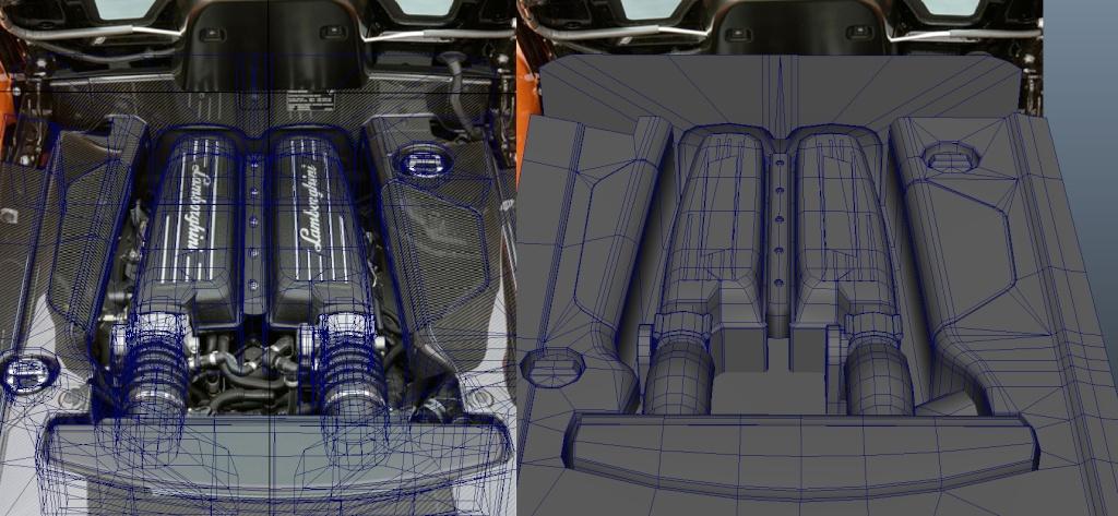 RSR Lamborghini Gallardo Valentino Balboni for AC Motore10