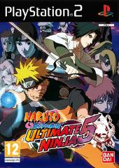 [PS2 Classics] Naruto Shippuden - Ultimate Ninja 5 Ns-un511