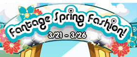 fantage new spring fahion event! 10010