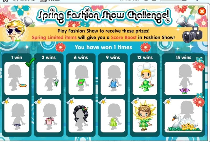 fantage new spring fahion event! Captur10