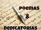 *Poemas & Dedicatorias