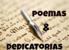 *Poemas & Dedicatorias