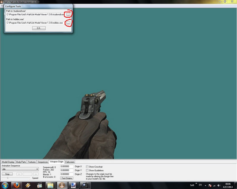 How to make iron sights skins - tutorial 116
