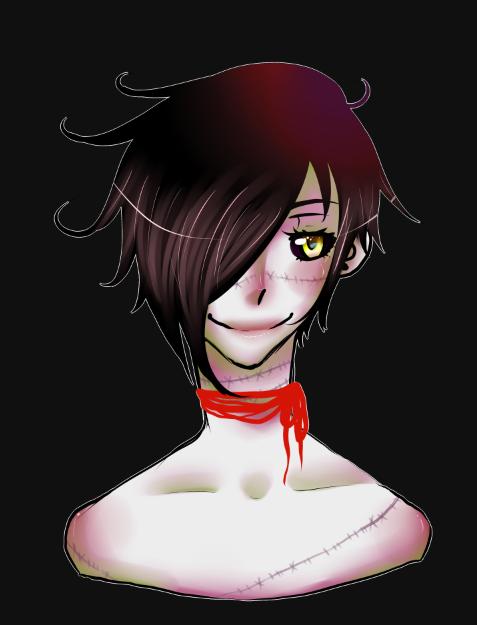 Juste une colo Zombie10
