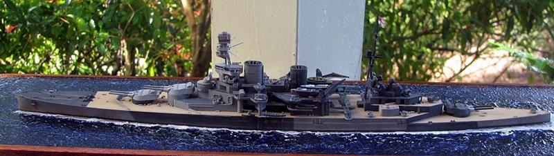HMS Duke of York - Revell 1/700 Img_3749