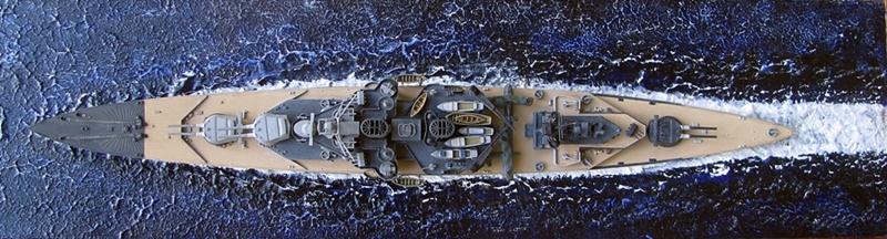 HMS Duke of York - Revell 1/700 Img_3750
