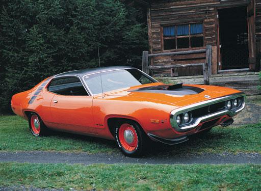 Plymouth Road Runner 1972 Mars_v11