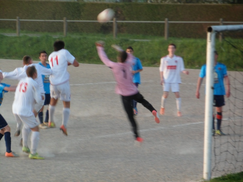 Match amical U18 contre Chatillon Sam_1476