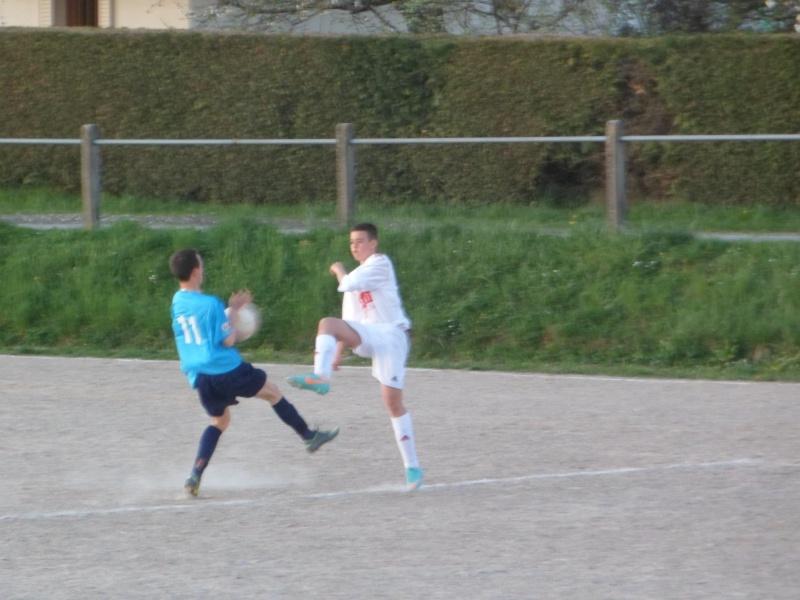 Match amical U18 contre Chatillon Sam_1477