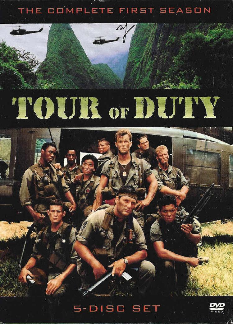 Tour Of Duty (l'Enfer du Devoir en vf) Toddvd10
