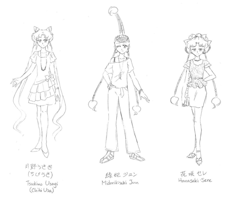[F] My 30th century Chibi-Usa x Helios doujinshi project: UPDATED 11-25-18 Tumblr11