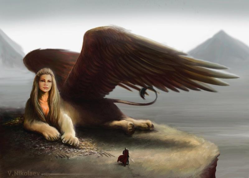 La Sphinx en PNJ ? Sphinx11