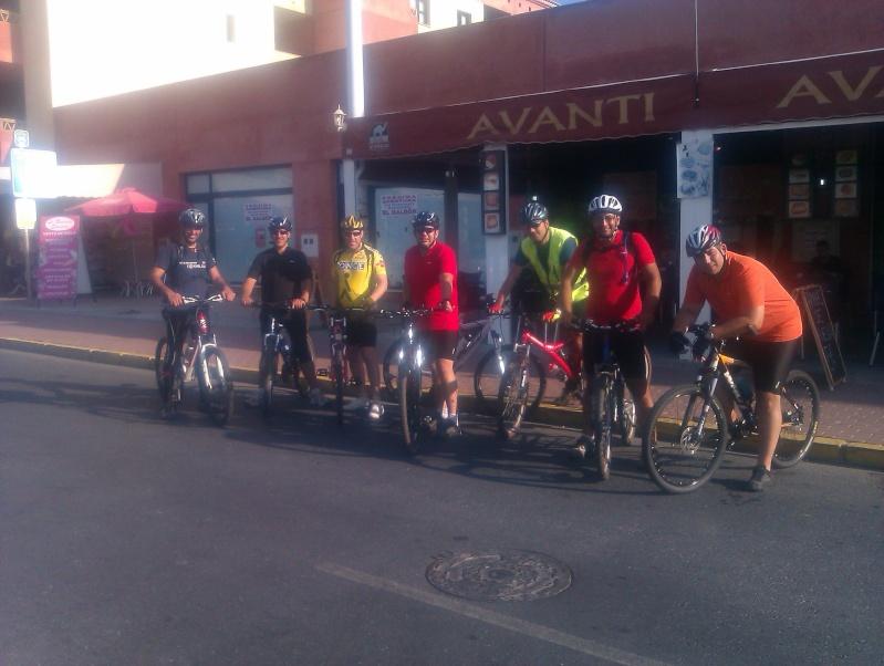 09/09/2012. Primera salida a Punta Umbria. Foto_c11