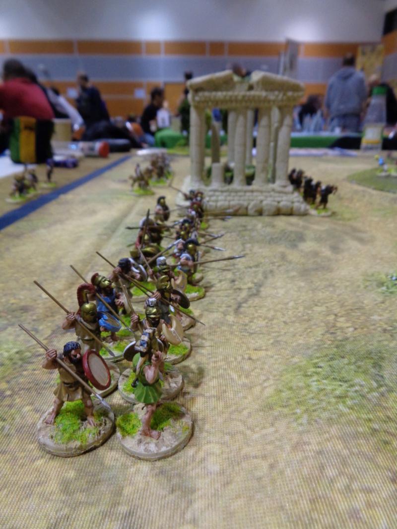 10ème Chevauchée des Dragons de Vaires: SAGA - L'Âge des Grecs Dsc00510