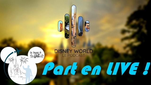 Disney World, le podcast Podcas10