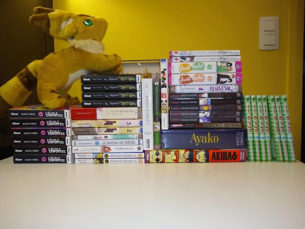 Vos achats d'otaku et vos achats ... d'otaku ! - Page 26 Achats11