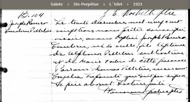 Alphonse Fidele Pelletier Bemili10